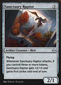Sanctuary Raptor image