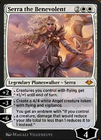 Serra the Benevolent image