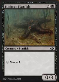 Sinister Starfish image