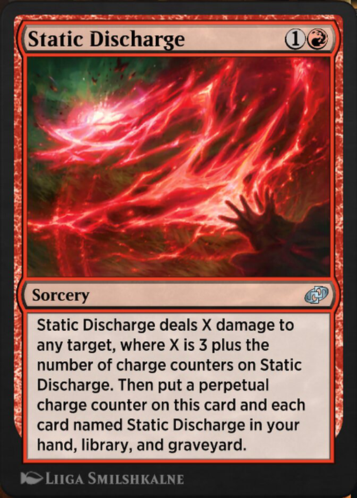 Static Discharge image