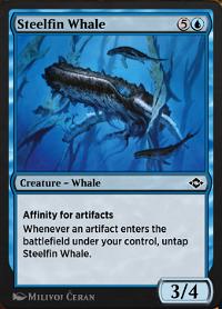 Steelfin Whale image