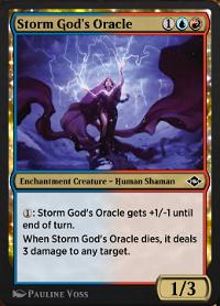 Storm God's Oracle image