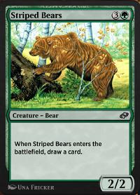 Striped Bears image