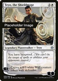Teyo, the Shieldmage image