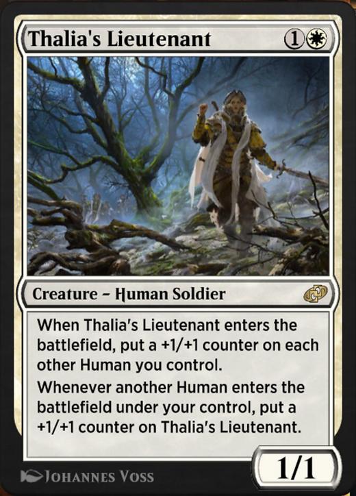 Thalia's Lieutenant image