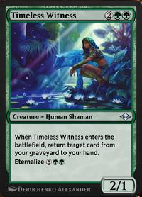 Timeless Witness image