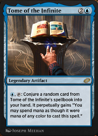 Tome of the Infinite image