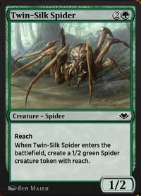 Twin-Silk Spider image