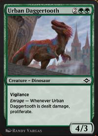 Urban Daggertooth image