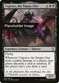 Urgoros, the Empty One image