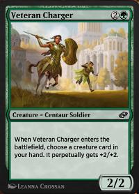 Veteran Charger image