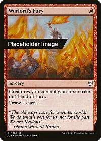 Warlord's Fury image