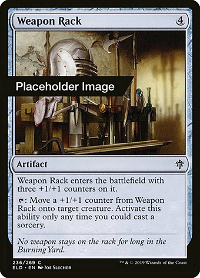 Weapon Rack image