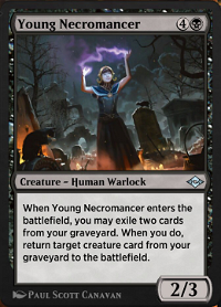 Young Necromancer image