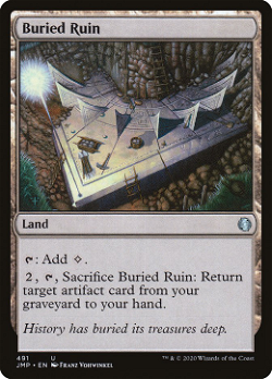 Buried Ruin image