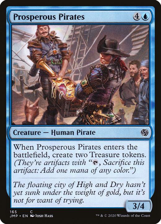 Prosperous Pirates image