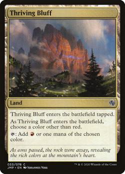 Thriving Bluff image