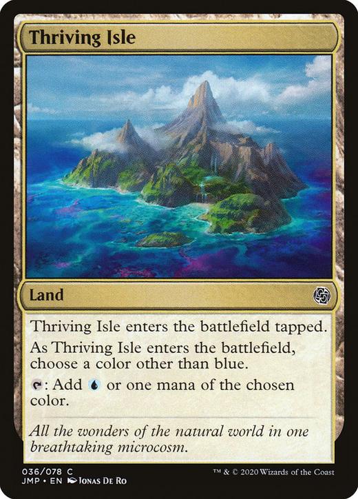 Thriving Isle image