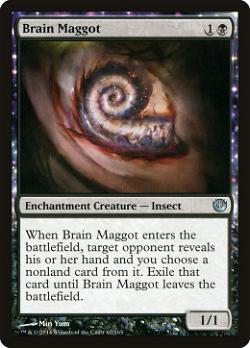 Brain Maggot image