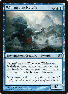 Whitewater Naiads image