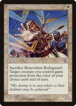 Benevolent Bodyguard image