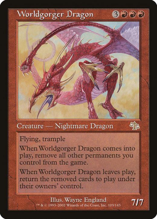 Worldgorger Dragon image