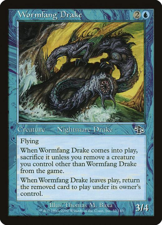 Wormfang Drake image