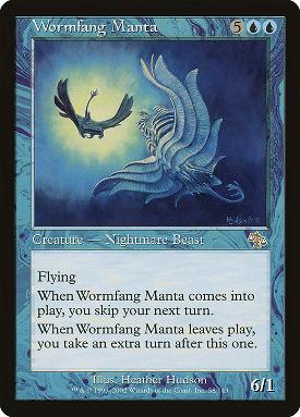 Wormfang Manta image