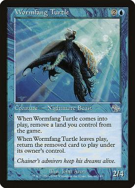 Wormfang Turtle image