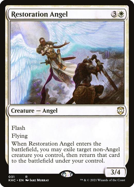 Restoration Angel image