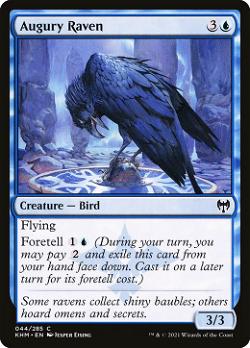 Augury Raven image