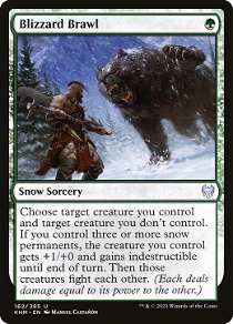 Blizzard Brawl image