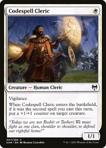 Codespell Cleric image