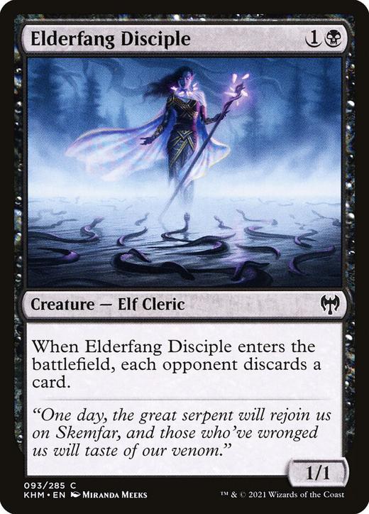 Elderfang Disciple image