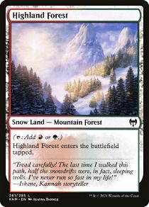 Highland Forest image