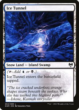 Ice Tunnel image