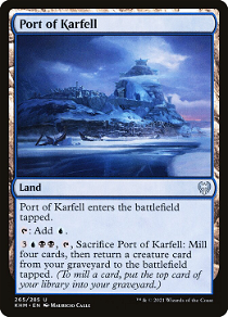 Port of Karfell image