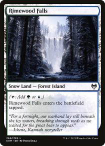 Rimewood Falls image
