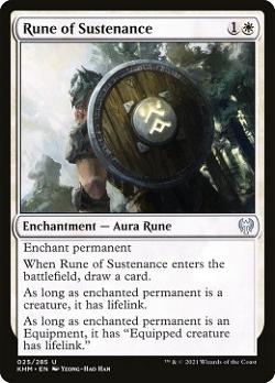 Rune of Sustenance image
