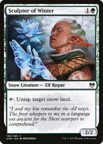 Sculptor of Winter image
