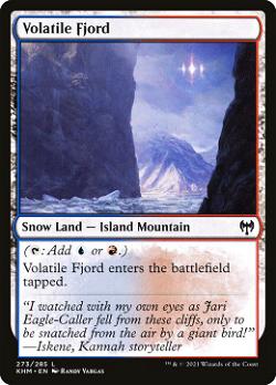 Volatile Fjord image