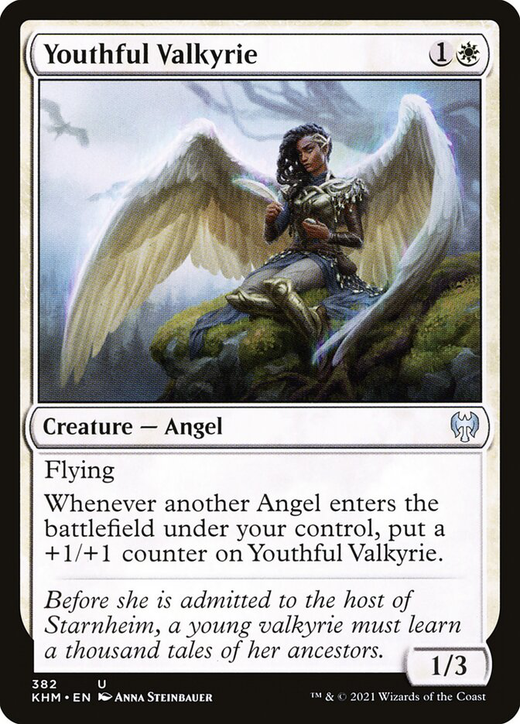 Youthful Valkyrie image