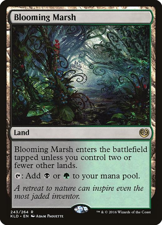 Blooming Marsh image