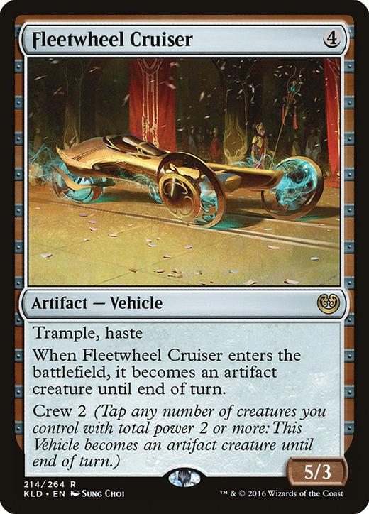 Fleetwheel Cruiser image
