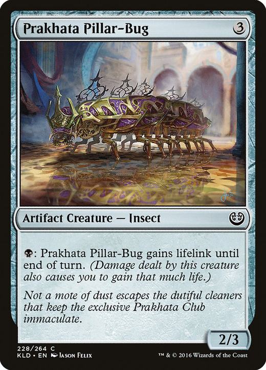 Prakhata Pillar-Bug image
