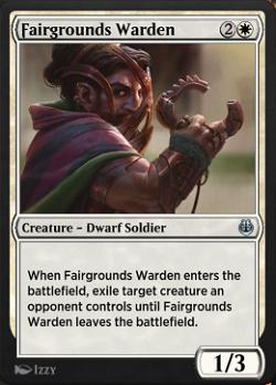 Fairgrounds Warden image
