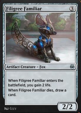 Filigree Familiar image