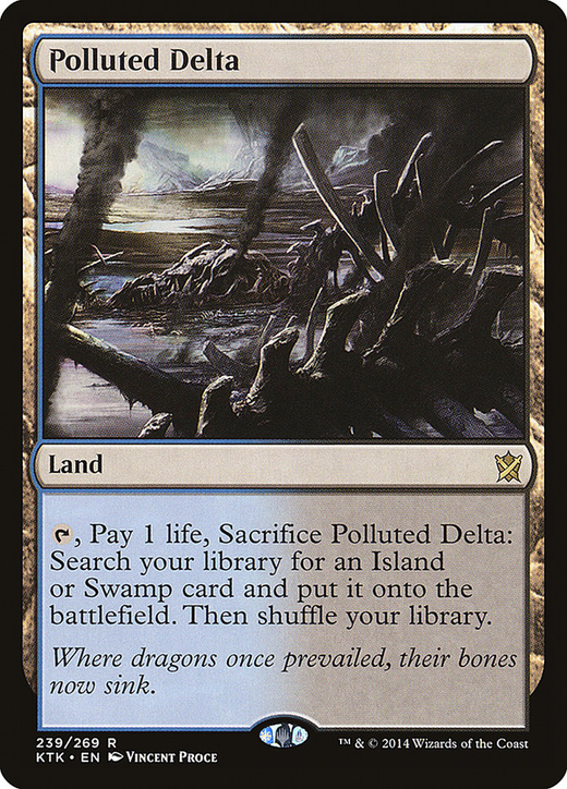 Polluted Delta image