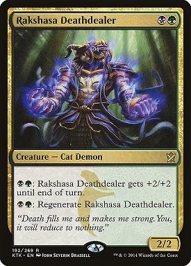 Rakshasa Deathdealer image