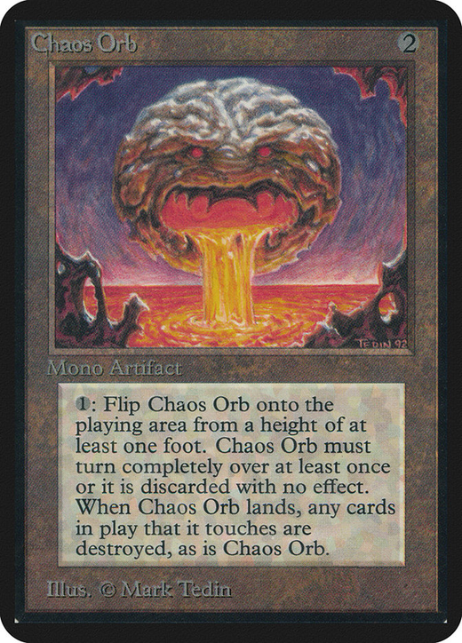 Chaos Orb image